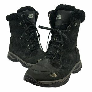 The North Face Chilkat Winter Boots Black …